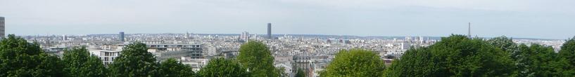 Europe Écologie Les Verts -  Paris 20e